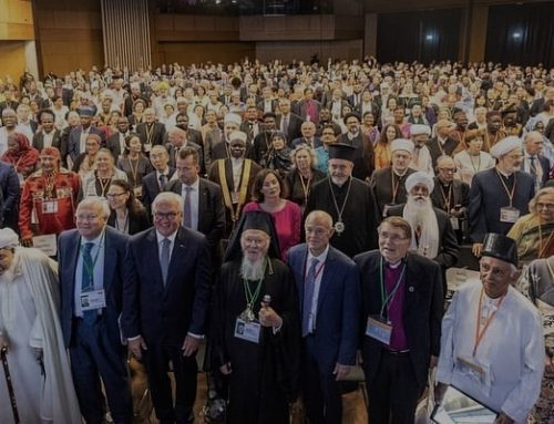 Religions for Peace -verkoston julkilausuma: Tästä selvitään yhdessä