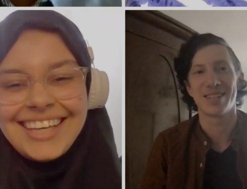 Aatos ja Amine – Dialogi rauhan välineenä -webinaarista julkaistiin tallenne