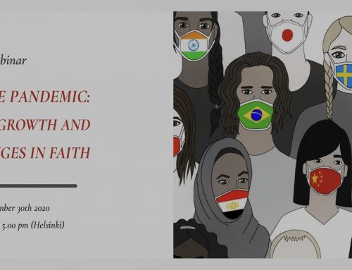 Past the Pandemic: Youth's Growth and Challenges in Faith -webinaari