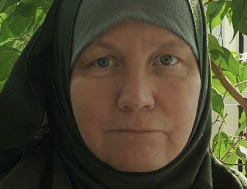 RESA-forumets nya ordförande Pia Jardi: kvinnorna är aktivt verksamma inom religionen
