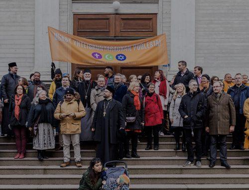 Lausunto sisäministeriölle: Uskontojen yhteinen näkökulma pelastustoimen yhdenvertaisuustyöryhmään