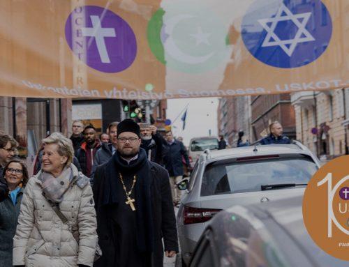 Uskontojen rauhankävelyillä keskitytään tänä vuonna ilmastotekoihin